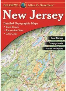 New Jersey Atlas & Gazetteer by DeLorme