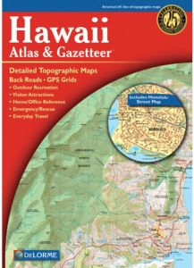 Hawaii Atlas & Gazetteer by DeLorme