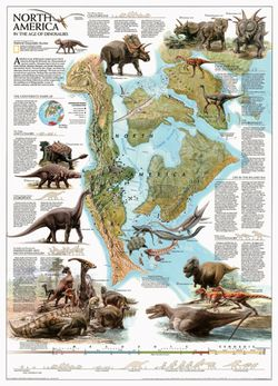 North America Age of the Dinosaurs