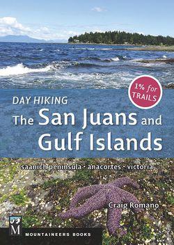 Day Hiking San Juan & Gulf Islands Book