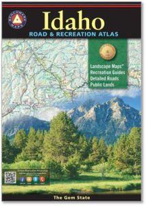 Idaho Recreational Atlas by Benchmark