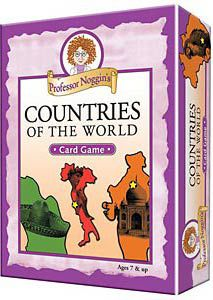 Professor Noggin's Countries of the World Trivia Cards