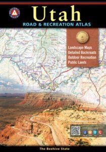 Utah Recreational Atlas by Benchmark