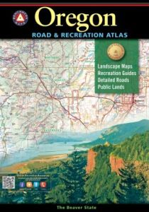 Oregon Recreational Atlas by Benchmark