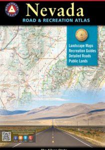 Nevada Recreational Atlas by Benchmark