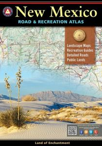 New Mexico Recreational Atlas by Benchmark