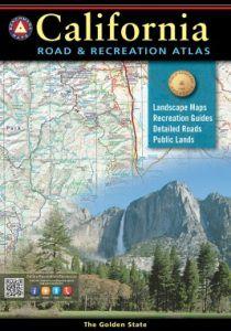 California Recreation Atlas by Benchmark