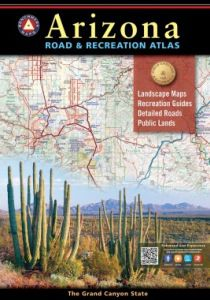 Arizona Recreational Atlas by Benchmark