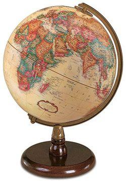 Quincy World Globe 9