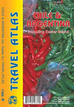 Chile & Argentina Atlas by ITM