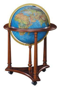 LaFayette World Globe, 16