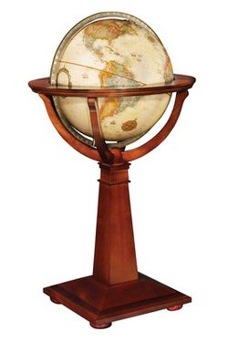 Logan World Globe - 16