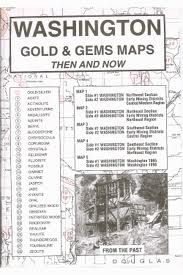 Washington State Gold & Gems Map
