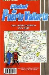 Puerto Vallarta, Mexico City Map
