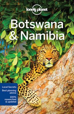 Botswana & Namibia Travel Guide Book