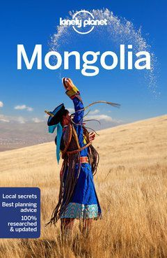 Mongolia Travel Guide Book
