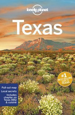 Texas Travel Guide Book
