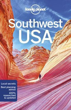 USA, Southwest Travel Guide Book