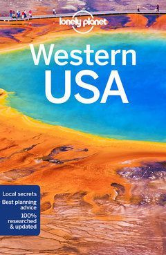 USA, Western Travel Guide Book