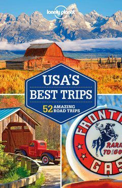 USA's Best Trips Travel Guide Book