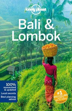 Bali & Lombok (Indonesia) Travel Guide Book