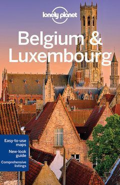 Belgium & Luxembourg Travel Guide Book