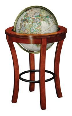 Garrison World Globe - 16