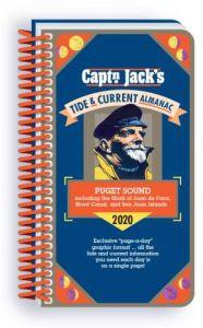 2020 Puget Sound Tide Guide by Captain Jacks