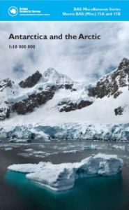 Antarctica & The Arctic Map