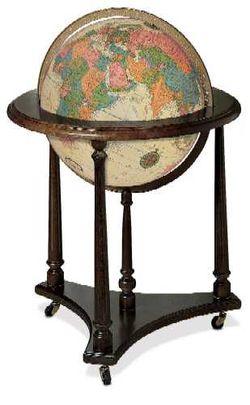 LaFayette World Globe - 16