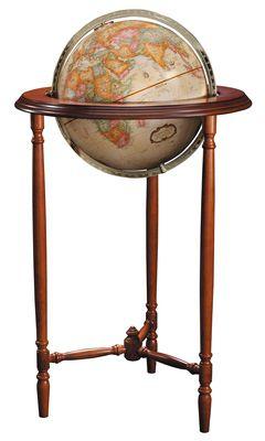Saratoga World Globe - 12