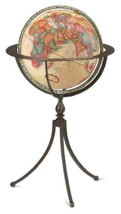 Marin World Globe - 16