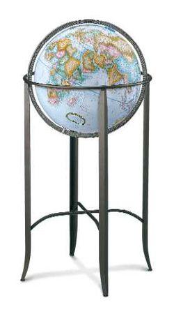 Trafalgar World Globe - 16