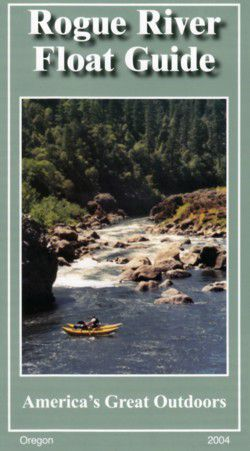 Rogue River Float Guide Booklet & Map - OR