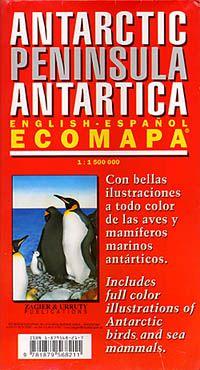 Antarctic Peninsula Ecomapa by Zagier & Urruty