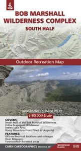 Bob Marshall Wilderness Complex (South) l Cairn Cartographics