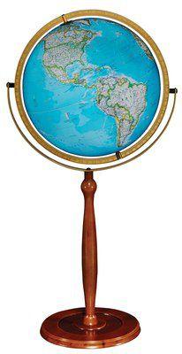 Chamberlin World Globe - 16