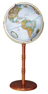 Edinburgh II World Globe 16
