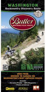 Washington Backcountry Motorcycle Map