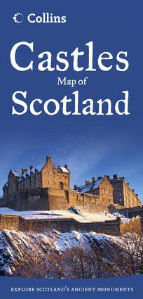 Map of Scotland Castles