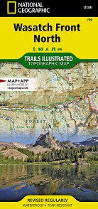 Wasatch Front North Map  - UT