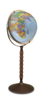 Treasury World Globe 12
