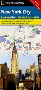 New York City Destination Map