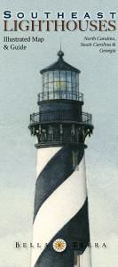 Southeast Lighthouses Map