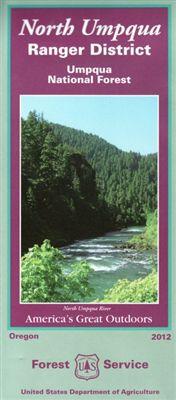 North Umpqua Ranger District - Umpqua National Forest  - OR