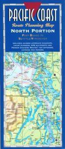Pacific Coast North Map