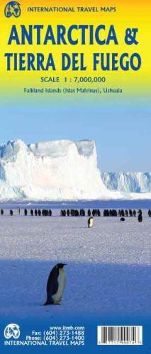 Antarctica and Tierra del Fuego l ITM