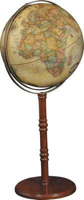 Commander II World Globe 16