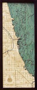 Chicago Woodchart