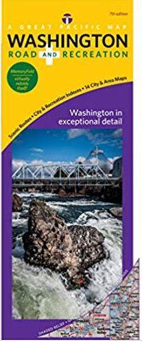 Washington State Recreation Map